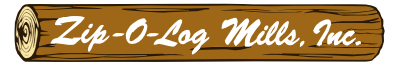 Zip-O-Log Mills, Inc. Logo